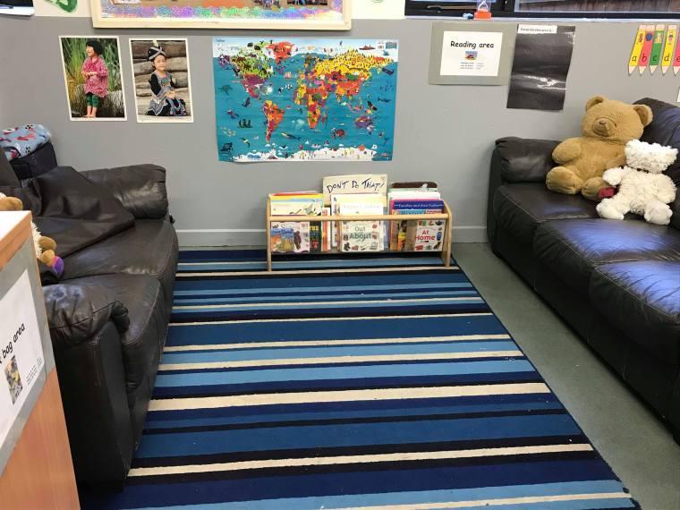 Books area 1